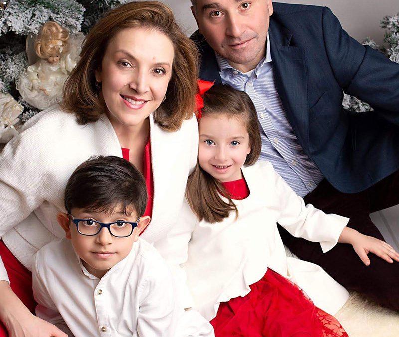 Family Photography – Christmas Memories